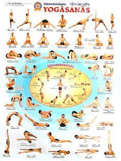 Casa de Yoga: Manual de ASANAS (Posturas)