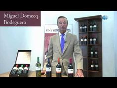 Miguel Domecq presenta su Bodega - en Jerez de la Frontera - Bodega Entrechuelos - YouTube