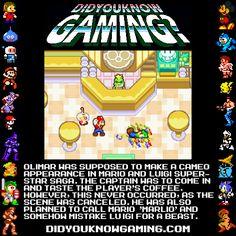 Mario & Luigi: Superstar Saga.