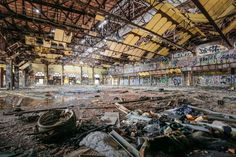 The Abandoned New York