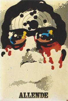 Waldemar Swierzy – Political poster, 1971