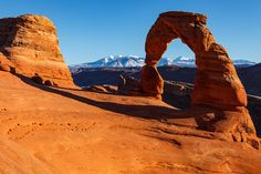 https://flic.kr/p/CgDQXo | A Brief Moment Alone | A Brief Moment Alone Delicate Arch Arches National Park Moab, Utah