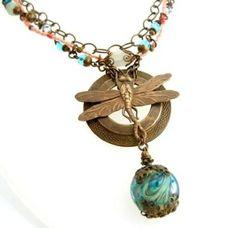 Dragonfly Dreams : Bead Inspirations!, Vintaj Brass, Bead Kits, Metal Stamping & More!