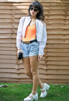 Laura Whitmore, Cara Delevingne, Jameela Jamil and more celebrity style at Wireless Festival 2014 Louisa Rose, Wireless Festival, Laura Whitmore, English Girls, Fearne Cotton, Indie Hipster, Amazing Wedding Dress, Cara Delevingne, Foxes