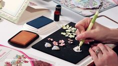 Gatefold Cardmaking, Birds and Blooms flower shaping, New card ideas and...