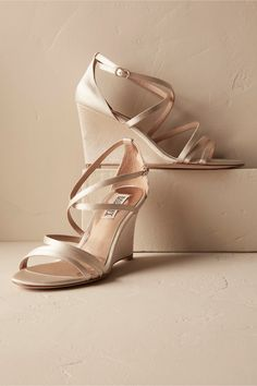 BHLDN Candace Wedges in Shoes   Accessories View All Accessories  5d49bba9285