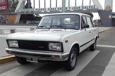 Fiat 125 Mirafiori 1982