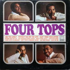 The Four Tops/Four Tops - Four Tops