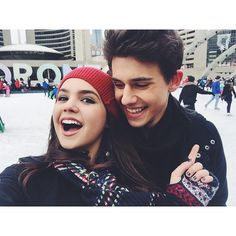 bailee madison and rhys matthew bond Cute Relationship Goals, Cute Relationships, Hallmark Channel, The Good Witch Series, Bailee Madison, Catherine Bell, Cute Couple Pictures, Boyfriend Goals, Beautiful Smile