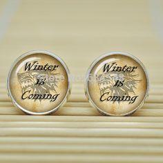 10pair winter is coming Game of thrones jewelry direwolf fire and ice Earrings jewelry glass Cabochon Earrings B3660  //Price: $US $9.90 & FREE Shipping //     #asoiaf #gameofthrones #valarmorghulis #jonsnow #stark #lannister #daenerys #winteriscoming #targaryen #sansastark #khaleesi #robbstark  #khaldrogo #ayrastark