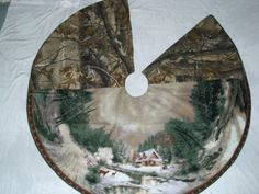 Kinkade Tree Skirt
