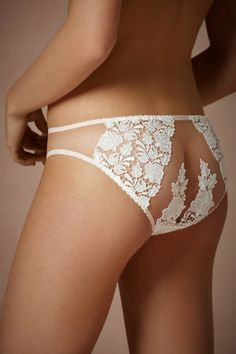 Maid of Orleans Knickers by Fleur of England From BHLDN.com