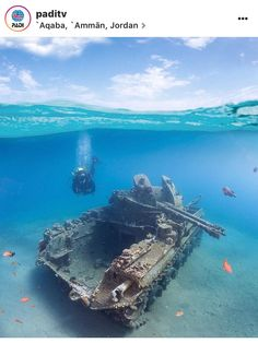 Whats the craziest thing youve come across while diving? Underwater Ruins, Underwater Photos, Underwater World, Underwater Photography, Underwater Shipwreck, Abandoned Ships, Abandoned Places, Scuba Diving Quotes, Scuba Diving Equipment