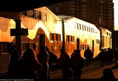 RailPictures.Net Photo: VRE V40 Virginia Rail Express (VRE) EMD F59PHI at Alexandria, Virginia by Mike Karlik