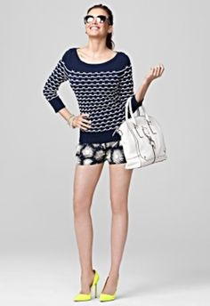 Milly Sailor Stitch sweater