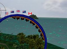 """Roller coaster!"""