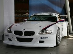 2006 BMW Z4 M Coupe Motorsport Version
