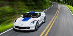 2017 Corvette Grand Sport Review - New Corvette First Drive