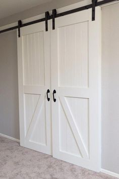 Flat Track Barn Door Hardware Sliding Barn Door Panels Barn Door Trolley 20190516 September 28 Barn Door Designs Cheap Barn Doors Barn Door Diy Projects