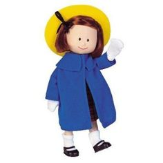 Amazon.com: Madeline 8 inch Poseable Doll