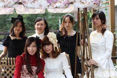 ID:159442  €32,68  #Lolita #Lolitadress   letztes Wochenende  ging ich mit meinen Freundinen auf einer Tee Party.  Wir haben einen schönen Tag.