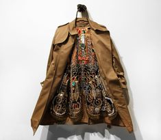 nick cave art basel miami beach hustle coat