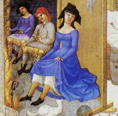 14th Century Clothing For Women | La Belle Robe Médiévale...: Is It Period Garb???? Fitted Kirtle 1