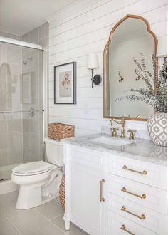 15 impressive french country bathroom design ideas for your inspiration 5 Bad Inspiration, Bathroom Inspiration, Girl Bathroom Ideas, Bathroom Inspo, Bathroom Renos, Small Bathroom, Teen Bathrooms, Rental Bathroom, Funny Bathroom
