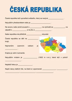Základní informace online activity for 2. You can do the exercises online or download the worksheet as pdf. Forgot My Password, School Subjects, Google Classroom, Web Browser, You Can Do, Nasa, Colorful Backgrounds, Worksheets, Exercises