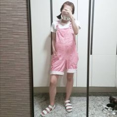 >_< Overall Shorts, Overalls, Dresses, Women, Fashion, Vestidos, Moda, Fashion Styles, Dress