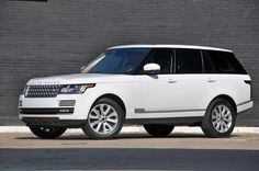 land rovers 2014 | 2014 Land Rover Range Rover Review and Price