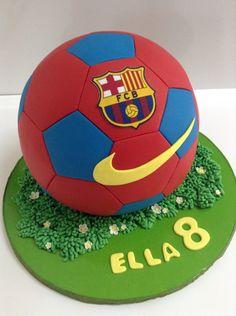 forward soccer ball cake cakepins com soccer ball cake cake design for ...