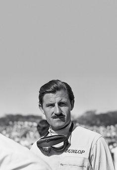 Norman Graham Hill (1929 -1975) (photo Getty) UK Racing History