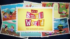 Disney's 'It's A Small World' Goes on New Ride as Web Series- Inspired by Mary Blair!