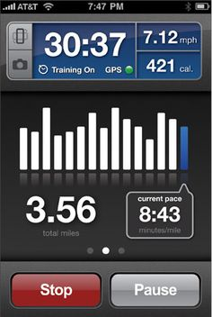 iphone apps for running