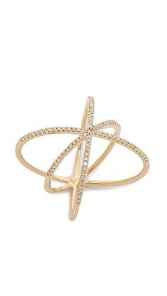 diamond cage ring