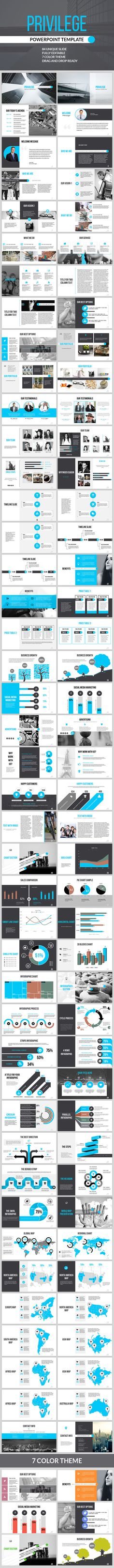 Purchase $15.00 Mevo Powerpoint Presentation Template for you that you need professional, clean, creative, simple presentation template. All slides designed ...