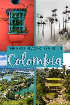 Are you planning to visit Colombia? There are many beautiful places to visit in Colombia. Read this post to discover Colombia attractions and check out the best things to do in Colombia | Best places to visit in Colombia | Colombia travel | Visit Colombia | Travel to Colombia | via @clautavani Trip To Colombia, Visit Colombia, Colombia Travel, Beautiful Places To Visit, Cool Places To Visit, Tayrona National Park, South America Travel, Best Places To Travel, Africa Travel