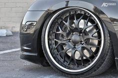 photo 1 Chrysler  Crossfire custom wheels AC 313 19x9.0, ET , tire size 225/35 R19. 19x11.0 ET 265/30 R19