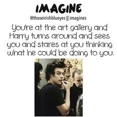 1000+ images about Harry Styles Imagines on Pinterest | Harry styles, Imagines one directions ...