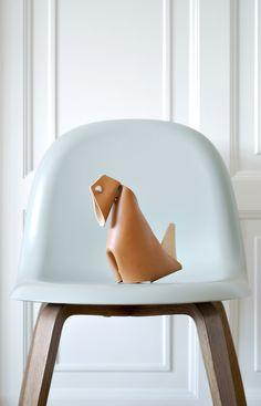 GUBI // Gubi chair by Komplot Design