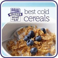What to Eat with Diabetes: Best Cold Cereals | Diabetic Living Online