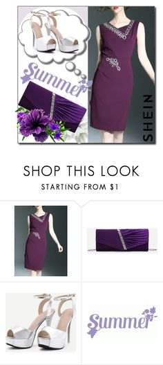 """SheIn 4 / XIII"" by selmamehic on Polyvore featuring moda i WithChic"