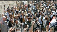 #موسوعة_اليمن_الإخبارية l عين اليمن الأخبارية :اليمن يعيش صراعات داخلية في ظل المسيرة القرآنية