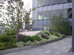 Ropemaker Place | Frosts Landscape Construction UK