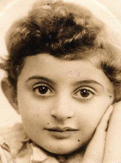 Felilia Alter age 6 from Harlau, Romania was sadly murdered in Romania in 1941.