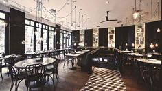 Discover the incredibly cool Dishoom, London. Inspired by the original Bombay café's – The old Irani café's of Bombay that have almost all disappeared.
