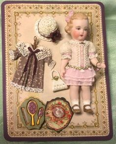 Uncategorized – Miniature Whims Tiny Dolls, Old Dolls, Antique Dolls, Doll Display, Doll Costume, Vintage Paper Dolls, Bisque Doll, Miniature Dolls, Miniature Houses