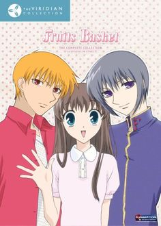 OK, not really a Beauty and the Beast story in so many words, but there are elements of the B&B story in Fruits Basket.