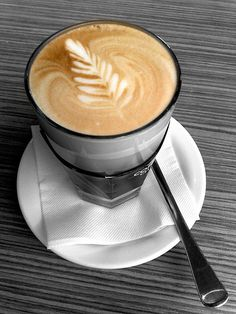 Latte.. too good to be true!
